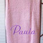 Letra Paula