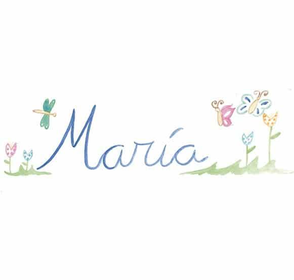 Opción María Mariposas