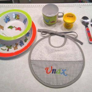 Vajillas Infantiles Personalizadas