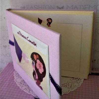 Álbum Niña Lila