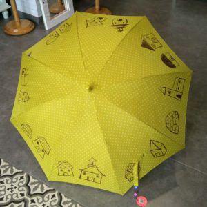 Paraguas para maestros y maestras con Dibujos de los Niños