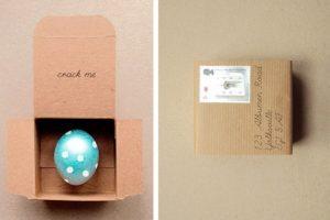 Invitaciones de Cumpleaños Infantiles con Huevos