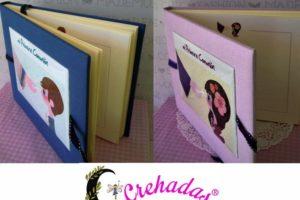 Álbumes de firmas personalizados para mi primera comunión