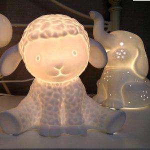 Lámpara de noche infantil