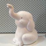 Lámpara elefante