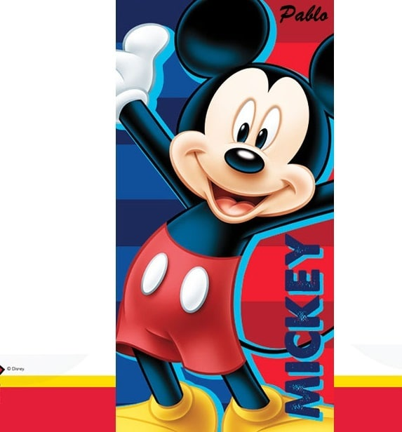 Toalla infantil disney de Mickey