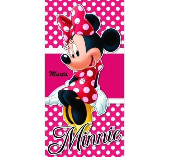Toallas infantiles de Disney Minnie
