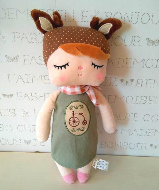 muñeca metoo ciervo