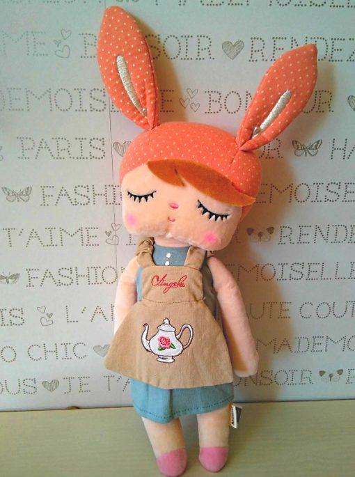 muñeca metoo conejo