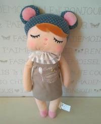 muñeca oso