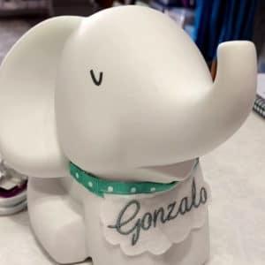 Lámparas infantiles originales  de elefante